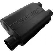 """Flowmaster 9430462 Super 44  Muffler 3"""" Offset Inlet/2.5"""" Dual Outlet"""