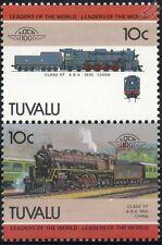 1935 Class KF 4-8-4 China Railways Confederation Class Train Stamps / LOCO 100