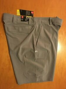 NWT MENS SZ 40 UNDER ARMOUR STORM SHORTS.