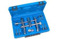 Vario Muttern Schlüssel Satz 13-tlg Nutmutternschlüssel Zapfenschlüssel Werkzeug