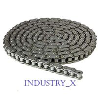 "HKK #40 Roller Chain 1/2"" Pitch - Riveted 40RIV - 10FT Box"