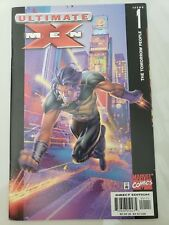 ULTIMATE X-MEN #1 (2000) MARVEL COMICS ADAM KUBERT & MARK MILLAR! 1ST PRINTING