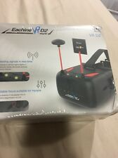 """Eachine VR D2 5.8G 40CH 5"""" FPV Goggles Glasses Video Monitor RC for Racing Drone"""