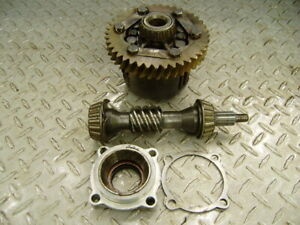 CUSHMAN TRUCKSTER HAULSTER WORM DRIVE DIFFERENTIAL CARRIER 10.25 to 1 RATIO (B)