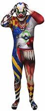 Morphsuit Horror Clown Ganzkörperanzug Halloween XL  - original Lizenzware
