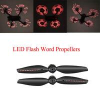 LED Flash Propeller USB Charging For DJI Mavic Air 2 Drone