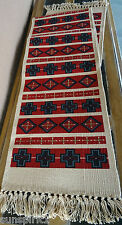Canvas Stencil Table Runner 162-HIRUN Southwest Southwestern Design Western