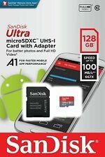 SanDisk Ultra 128GB Micro SD Card C10 SDHC SDXC Flash Memory TF Card