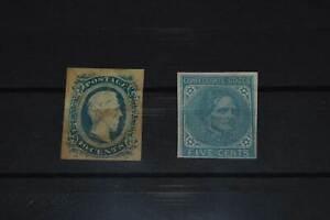 Confederate States 19th Century on Stockcard, 99p Start