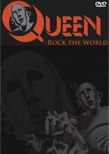 QUEEN: ROCK THE WORLD - BBC DVD DOCUMENTARY + BONUS LEGENDARY 1975 CONCERT