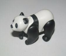 Playmobil Accessoire Décor Animal Panda 5 cm NEUF