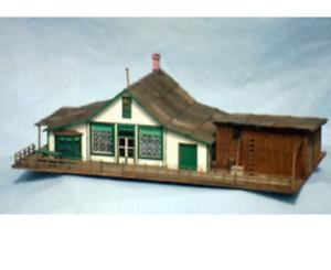 HO Scale Banta Modelworks MRS. SKILLENS STORE Laser Cut Kit Item #108