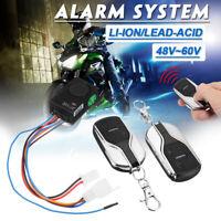 Antivol Alarme Verrouillage Sécurité 2 Télécommande Pour Moto/Scooter/Auto