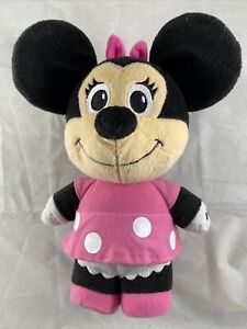 """2009 Fisher Price   Talking Baby Minnie Mouse 10"""""""