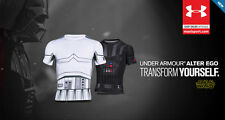 Limited Edition Men's Under Armour Star Wars Storm Trooper Compression Shirt