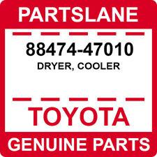 88474-47010 Toyota OEM Genuine DRYER, COOLER
