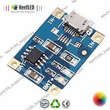 Mini USB 5V 1A Lithium Battery Charging Module Lipo Charge TP4056 Arduino B302