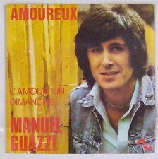 Manuel Guazzi alias Max Guazzini 45 Tours AZ 1975