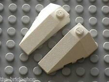 Lego STAR WARS white wedge ref 43710 43711 / Set 8088 10186 7261 7679 7700 10129