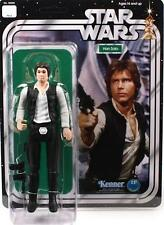 vtg HAN SOLO Star Wars Kenner JUMBO Gentle Giant MOC 12 back Small HEAD Figure