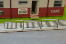 20 x corte con laser peatonal BARANDILLAS TIPO 1 Escala OO 1:76 modelo
