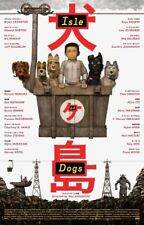 ISLE OF DOGS MOVIE POSTER 2 Sided ORIGINAL FINAL 27x40 WES ANDERSON