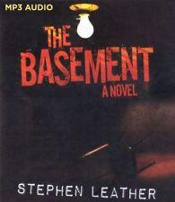 Stephen LEATHER / The BASEMENT    [ Audiobook ]