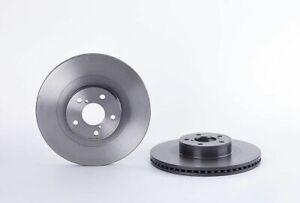 Brembo 09.A921.11 Disc Brake Rotor For Select 04-20 Scion Subaru Toyota Models