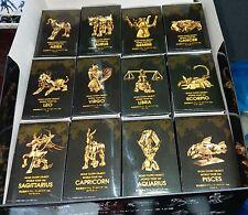 Bandai Tamashii Nations 10th Saint Seiya Gold Cloth Object World Tour Set of 12