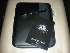 JAMES BOND 007 SPECTRE PEN & iPAD TABLET CASE - SKYFALL, CASINO ROYALE