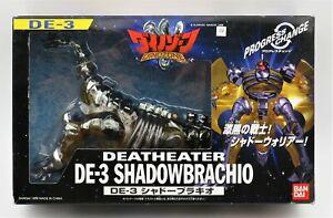 BanDai (1998) Dinozone Dinozaurs Deatheater DE-3 SHADOWBRACHIO Figure (B)