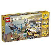 LEGO Creator 31084 Piraten Achterbahn 3in1 Pirate Roller Coaster