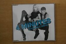 Madonna &  Justin*  – 4 Minutes    (Box C261)