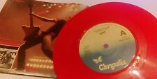 "UFO YOUNG BLOOD-Rosso Vinile UK 7"" VINILE SINGOLO RECORD chsa 2399 Chrysalis 1980"
