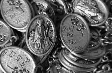 HUGE St. Patrick Italian Catholic Medals - 100 MEDAL LOT + FREE SHIPPING in USA