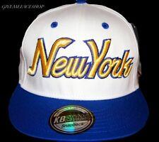 NY Gorra Béisbol Snapback, Sombrero, Retro Para Hombres & mujer Hip Hop Fresco