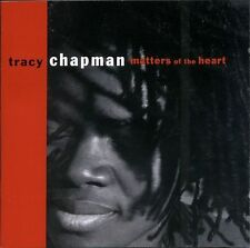 Tracy Chapman Matters Of The Heart / Elektra CD 1992 (7559-61215-2)