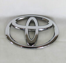 TOYOTA VENZA HOOD EMBLEM 09-16 GENUINE OEM CHROME T BADGE logo symbol sign