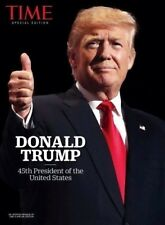 Time Special Edition Donald Trump 45th President Of The United States 2016
