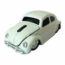 2.4GHZ wireless classic Volkswagen VW beetle car optical mouse for PC Xmas Gift