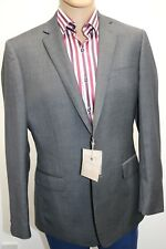 Richard James of Mayfair Charcoal Grey single breasted Jacket. Size 40R RRP £250