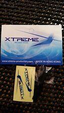 Blade Nano CPX/CPS Tail Blade, Black, NACPX08-BK