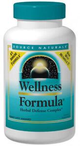 Source Naturals Wellness Formula - 240 Capsules
