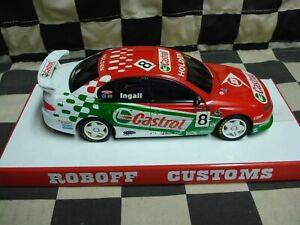 Scalextric - V8 supercar - Russell Ingall - commodore