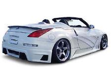 for 350Z 03-08 Nissan WB Style Poly Fiber Rear Lip body kit