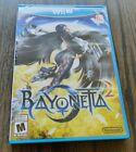 Bayonetta 2 (Nintendo Wii U, 2016) Brand New | Factory Sealed