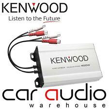 Kenwood KAC-M1804 4 canali 400 W Compact Car Speaker Marine Amplificatore Amp