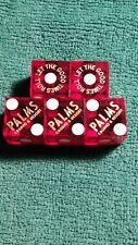 Red Palms Las Vegas Casino Dice Stick Matching#'S