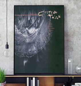 Treasure (by Cocteau Twins) Album Artwork Poster Professional Print Z053