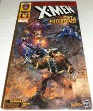 "Hasbro Marvel Legends Series X-Men Days of Future Past 16"" Sentinel 6"" Wolverine"